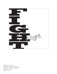 Fight/Flight